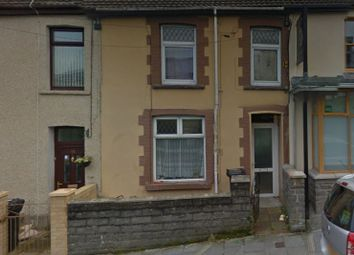 Thumbnail 2 bed terraced house for sale in Bargoed Terrace, Treharris