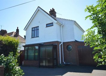 Thumbnail 3 bedroom detached house for sale in Dereham Road, Norwich