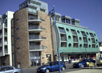 Thumbnail 2 bed maisonette to rent in Esplanade House, Porthcawl, Bridgend