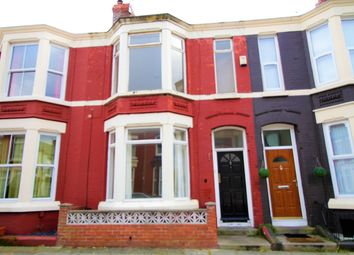 Thumbnail 4 bed terraced house for sale in Errol Street, Liverpool