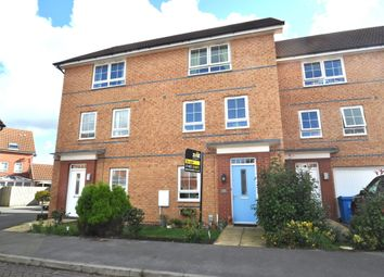 Thumbnail 4 bed terraced house for sale in Brompton Park, Hull
