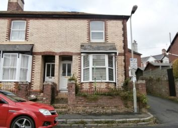 Thumbnail 3 bed end terrace house to rent in Fisher Road, Newton Abbot