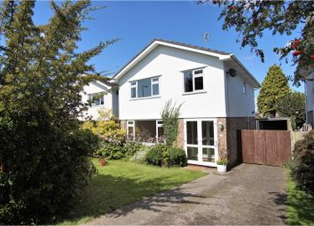 Thumbnail 4 bed detached house for sale in Ridgehill, Henleaze