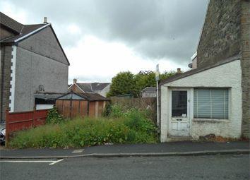 Thumbnail Land for sale in Worcester Street, Brynmawr, Blaenau Gwent