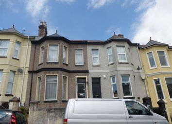 Thumbnail 1 bed flat to rent in Ashford Road, Plymouth
