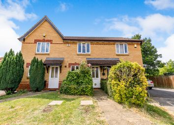 Thumbnail 2 bed terraced house for sale in Balmoral Close, Wellingborough