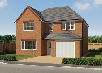 "4 bed detached house for sale in ""Whitebeam"" at Rhuddlan Court, Caerphilly CF83"