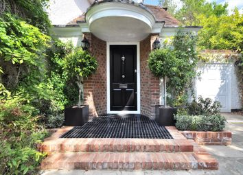 Thumbnail 3 bed detached house for sale in Willow Grove, Chislehurst, Kent
