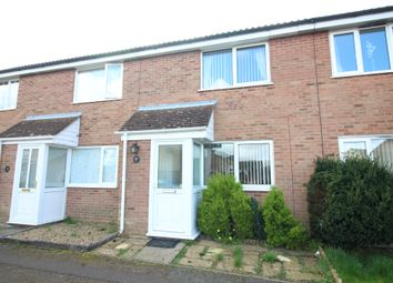 Thumbnail 2 bed terraced house for sale in Amderley Drive, Norwich