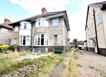 Thumbnail 3 bed detached house for sale in Barrow Lane, Hessle