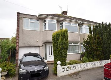Thumbnail Semi-detached house for sale in Wedgewood Road, Bristol