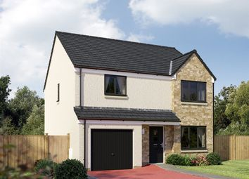 "Thumbnail 4 bed detached house for sale in ""The Balerno"" at Invergowrie, Dundee"