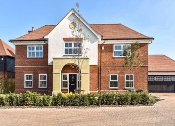 Thumbnail 5 bedroom detached house for sale in Mayfield Place, Winkfield, Windsor, Berkshire