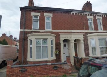 Thumbnail 3 bedroom end terrace house for sale in Glasgow Street, St James, Northampton, Northamptonshire