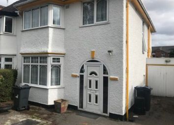 Thumbnail 3 bed property to rent in Coombe Road, Perry Barr, Birmingham