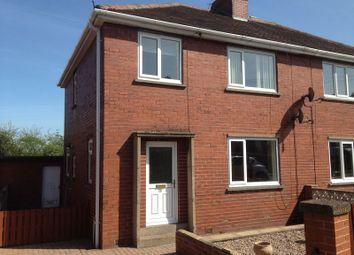 Thumbnail 3 bed semi-detached house to rent in Intake Crescent, Dodworth, Barnsley