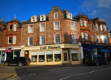 Thumbnail 2 bedroom flat for sale in Hill Street, Crieff