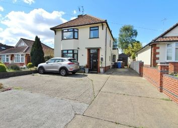 Thumbnail 4 bed detached house for sale in Bixley Road, Ipswich
