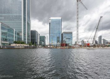 Thumbnail 1 bedroom flat for sale in Park Drive, Canary Wharf, London