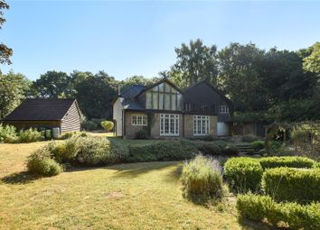 Thumbnail 6 bed detached house to rent in Lincombe Lane, Boars Hill, Oxford