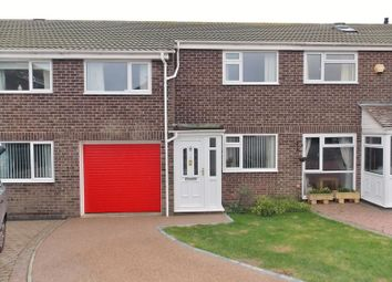 Thumbnail 3 bed terraced house for sale in Wallsend Close, Portland