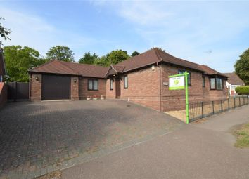 Thumbnail 2 bed detached bungalow for sale in Braiswick, Colchester