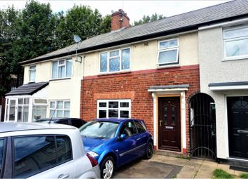 Thumbnail 3 bedroom terraced house for sale in St. Stephens Road, West Bromwich
