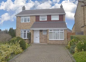 Thumbnail 3 bed detached house for sale in Napier Close, Mickleover, Derby