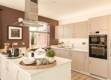 "Thumbnail 4 bed detached house for sale in ""The Rainham"" at Roman Road, Bobblestock, Hereford"