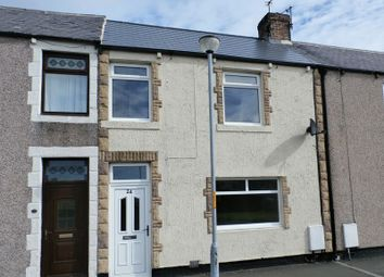 Thumbnail 3 bed terraced house for sale in Acklington Street, Amble, Morpeth