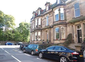 Thumbnail 2 bedroom flat to rent in Blantyre Terrace, Edinburgh