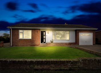 Thumbnail 4 bed detached bungalow for sale in Thurlow Grove, Newton Aycliffe