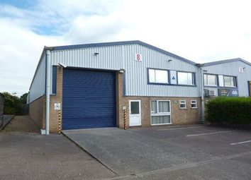 Thumbnail Light industrial to let in Unit 8 Francis Way, Bowthorpe Employment Area, Norwich