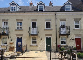 Thumbnail 3 bed town house for sale in Allhallowgate, Ripon