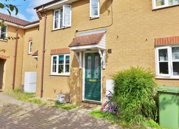 Thumbnail 3 bed terraced house to rent in Burdett Grove, Whittlesey