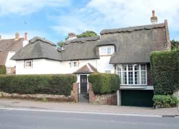 Thumbnail 3 bed detached house for sale in Thorncroft Cottage, Horsham Road, Littlehampton