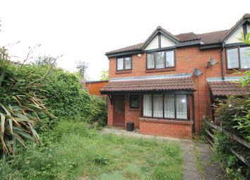 Thumbnail 4 bed semi-detached house for sale in Crothall Close, London
