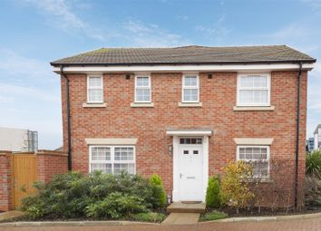 Thumbnail 3 bed semi-detached house for sale in Castle Drive, Margate