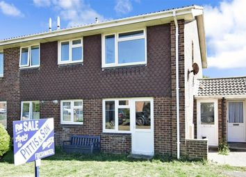 Thumbnail 1 bed end terrace house for sale in Lanes End, Totland Bay, Isle Of Wight