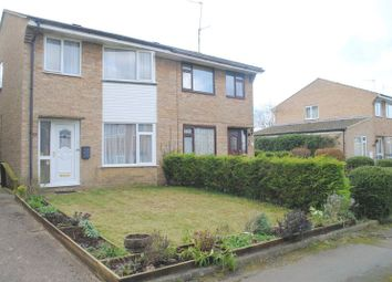 Thumbnail 3 bed semi-detached house for sale in Chestnut Close, Wymington, Rushden
