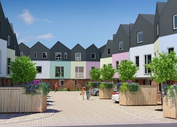 Thumbnail 3 bedroom town house for sale in Beckham Place, Edward Street, Norwich, Norfolk