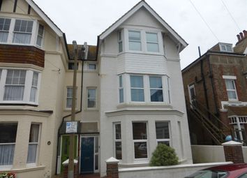 Thumbnail 1 bed flat for sale in Linden Road, Bexhill On Sea, East Sussex