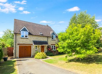 Thumbnail 4 bed detached house for sale in Fernham Gate, Faringdon, Oxfordshire