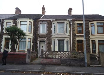 Thumbnail 4 bed terraced house to rent in Talcennau Road, Port Talbot