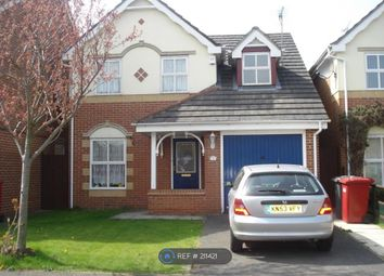 Thumbnail 3 bed detached house to rent in Gervaise Close, Slough