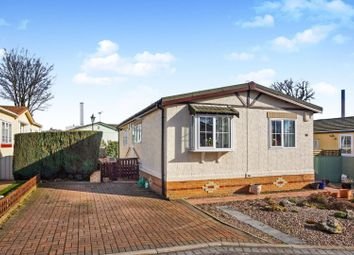 2 bed mobile/park home for sale in Oakwood Close, Knottingley WF11