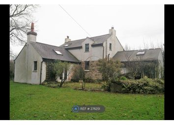 Thumbnail 3 bed detached house to rent in Foxhall, Llangwm, Haverfordwest