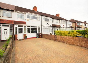 Thumbnail 3 bed terraced house for sale in Wentworth Road, Southall, Middlesex