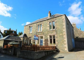 Thumbnail 5 bed detached house for sale in Tweedside House, Greenside, Peebles