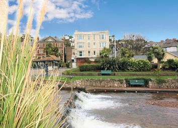 Thumbnail 3 bed flat for sale in The Strand, Dawlish